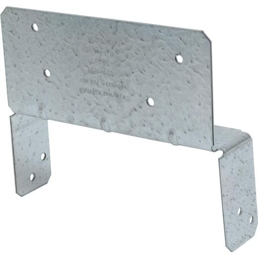 Simpson Strong-Tie 6 In. x 6 In. 16 ga Galvanized Post Beam Cap