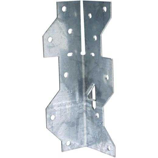 Simpson Strong-Tie ZMax Galvanized Steel 1-7/16 In. x 4-1/2 In. 18 ga Framing Angle
